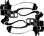 3dmg Handle hi-res vector