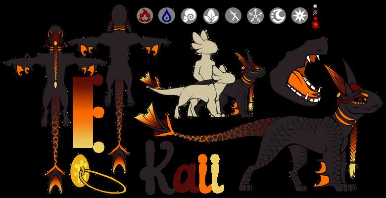 Kaii Reference