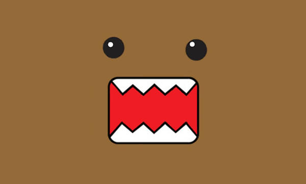 domo kun wallpaper. by lucy-loo