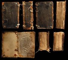 Old Book I by pyonpyon