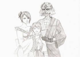 Evil family :)