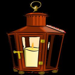 Lantern by simonracz