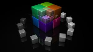 Color Cubes 3D