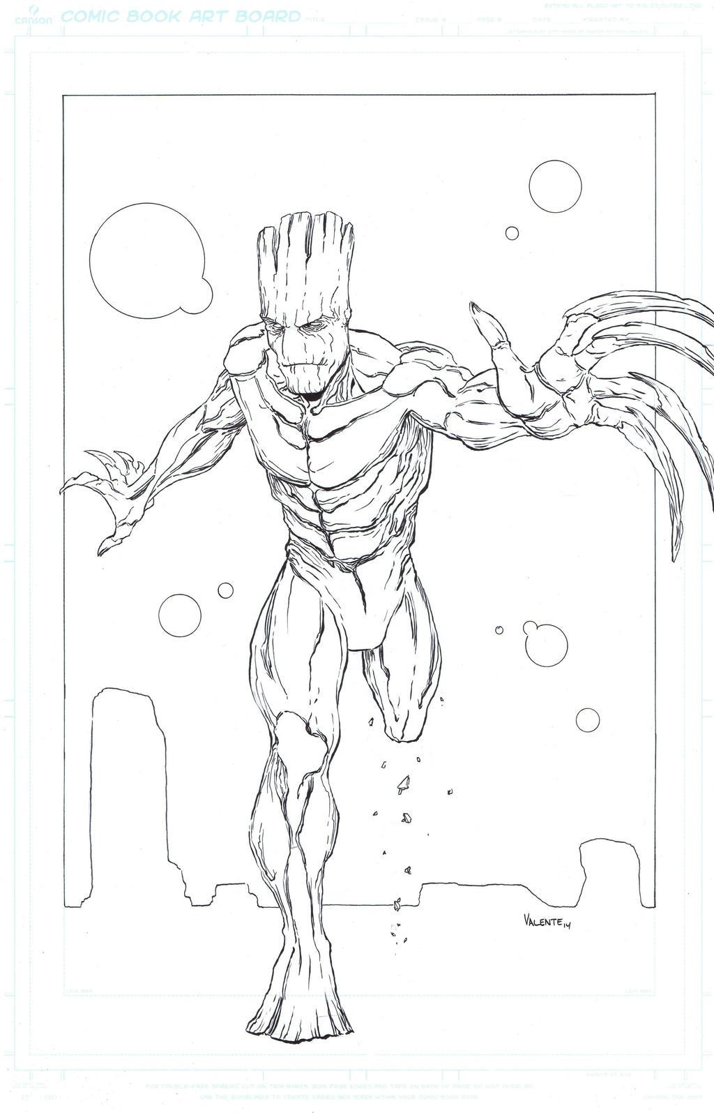 Groot!! by NJValente