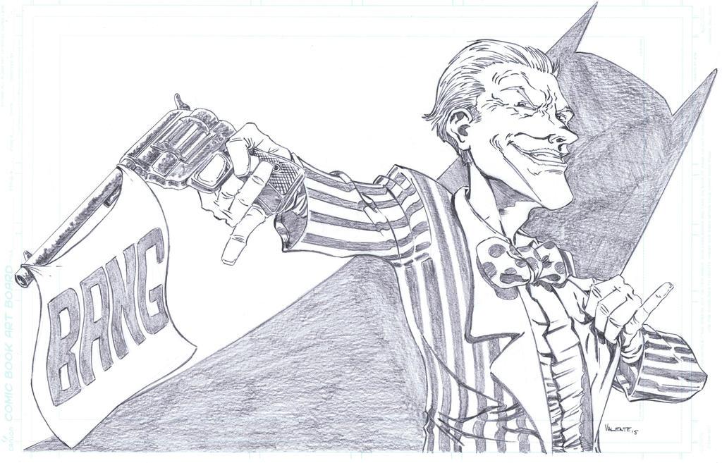 Joker by NJValente