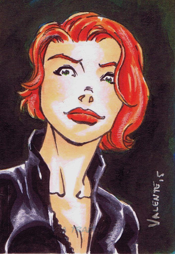 Black Widow by NJValente