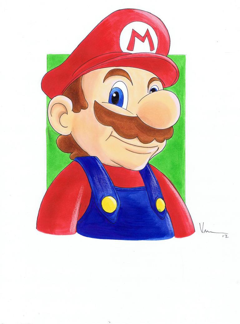 Mario by NJValente