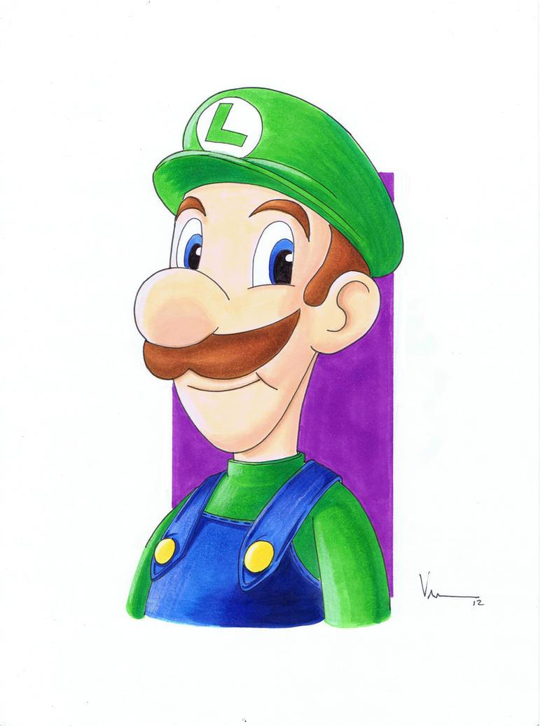 Luigi by NJValente