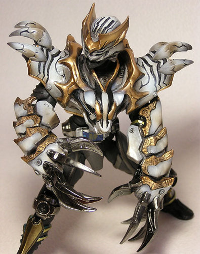 SIC kamen rider tiger Survive by Mastvid
