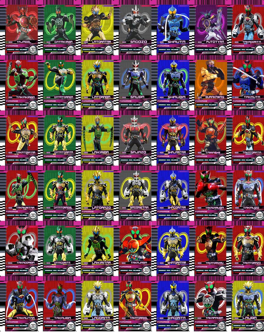 Kamen Rider Decade DX DecaDriver and DX Ride Booker