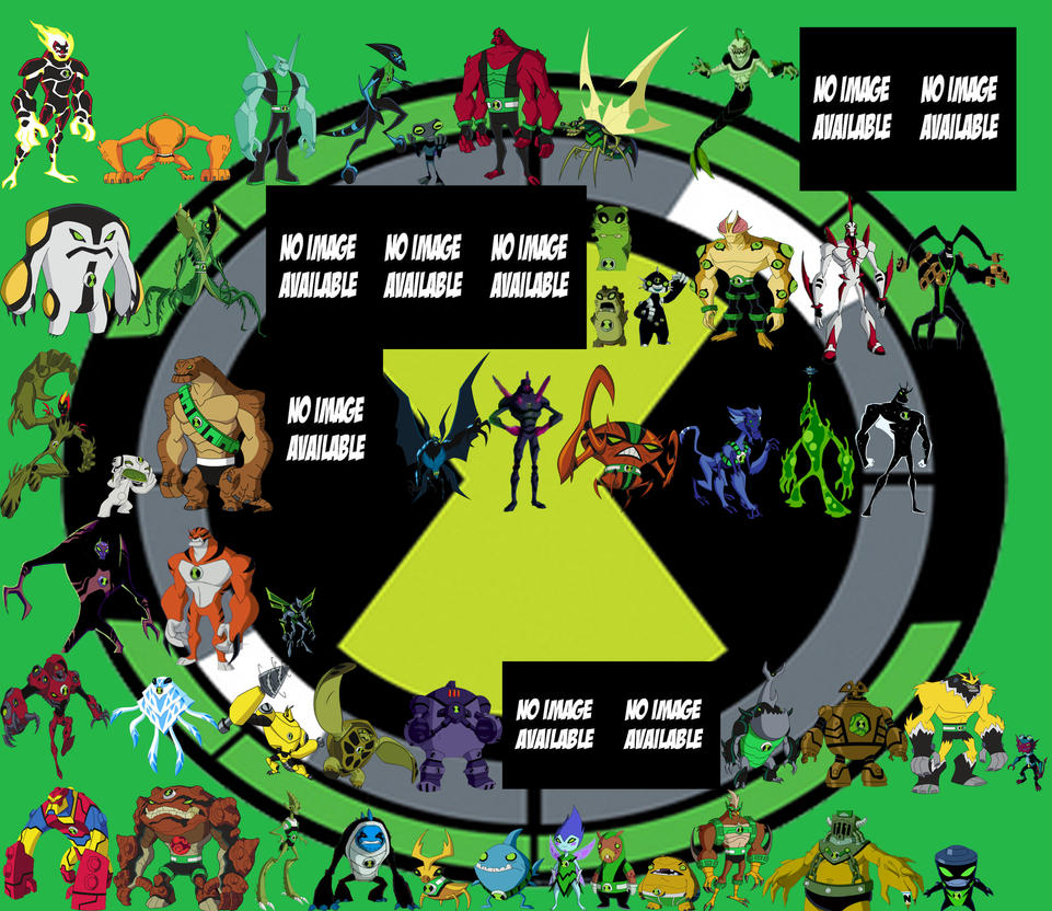 All omniverse aliens so far by mastvid on deviantart all omniverse aliens so far by mastvid voltagebd Images