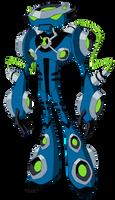 Ultimate Echo Echo Omniverse Ben's colors