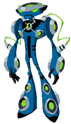Ultimate Echo Echo Omniverse Ben's colors