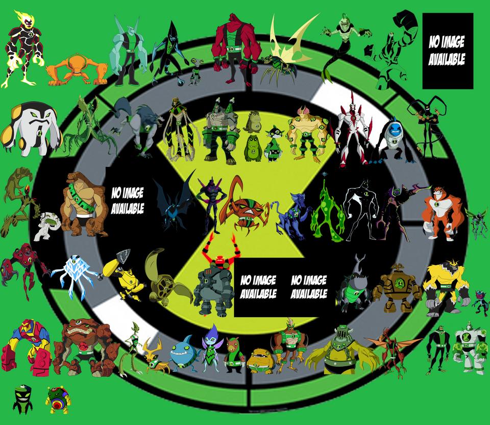 All of 16 year old bens omniverse aliens so far 6 by mastvid on all of 16 year old bens omniverse aliens so far 6 by mastvid voltagebd Images