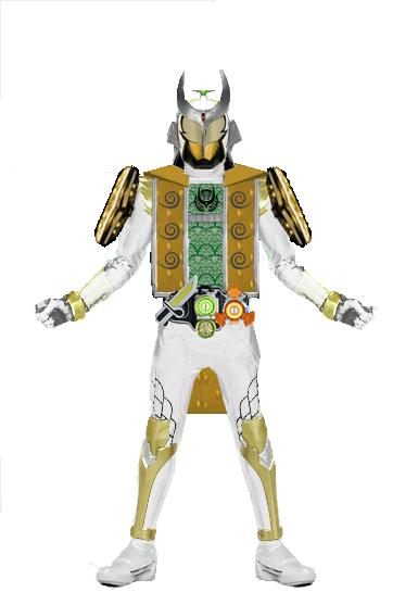 Kamen Rider Zangetsu Jimber Melon by Mastvid