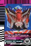 Final Kamen Ride Duke Dragon Energy Arms