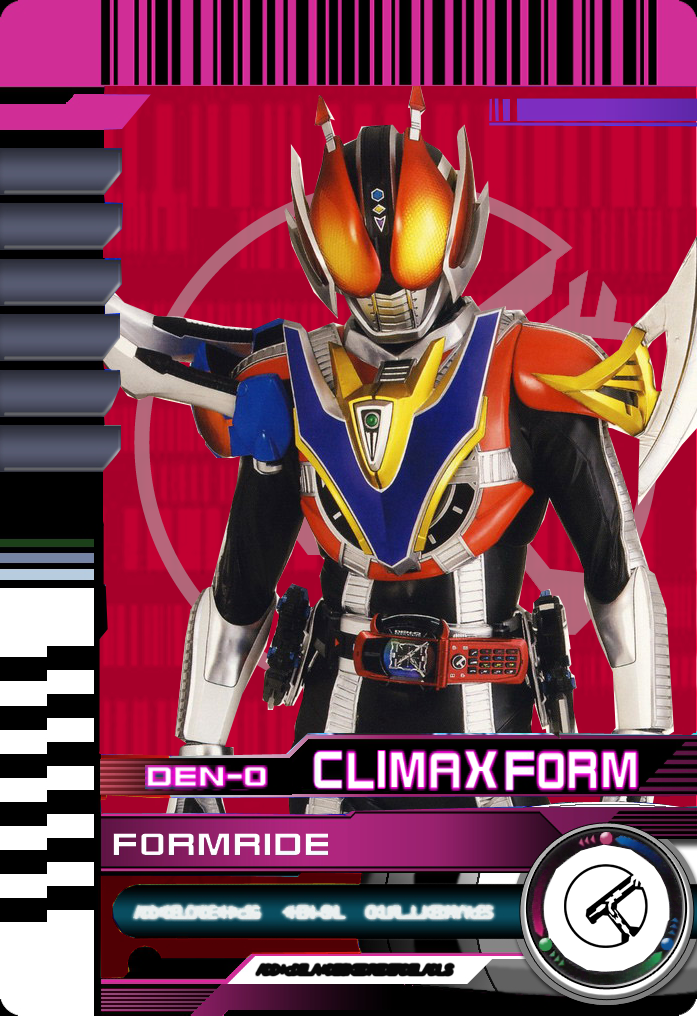 Form Ride Den-O Climax Form by Mastvid