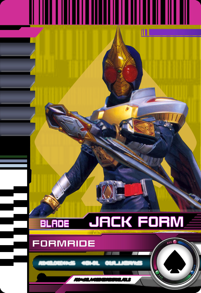 Form Ride Blade Jack Form by Mastvid