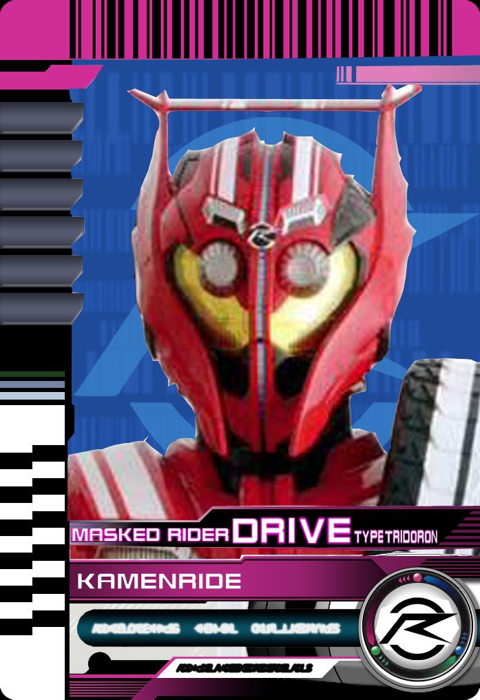 Final Kamen Ride Drive Type Tridoron by Mastvid