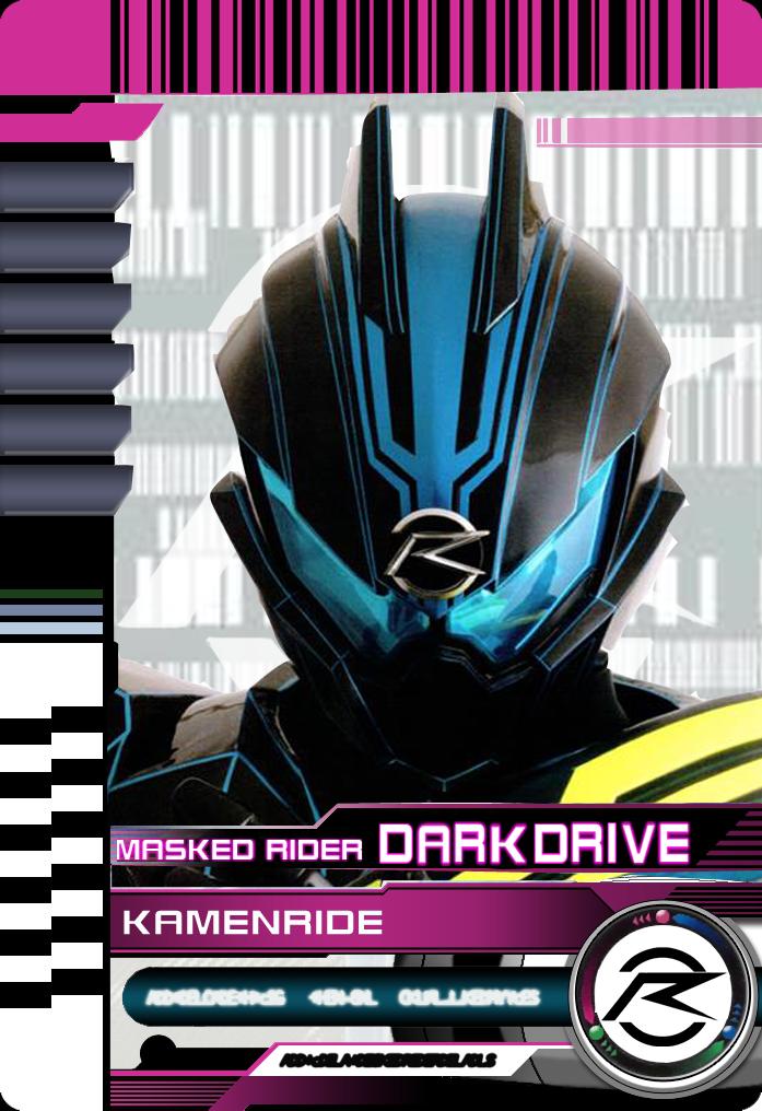 Kamen Ride Dark Drive by Mastvid