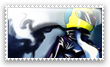 Celty stamp by xBloodHolic