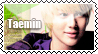 Taemin stamp by xBloodHolic