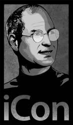 Steve Jobs iCon