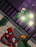 Spider-Man vs The Vulture