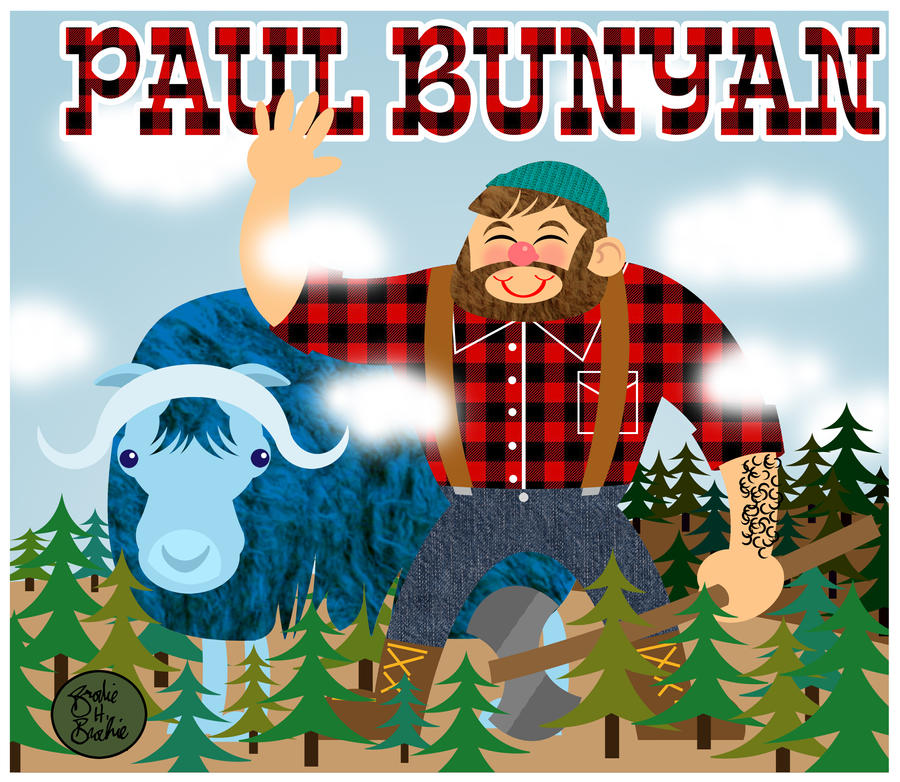 a story of paul and babe Start studying paul bunyan and babe the blue ox learn vocabulary, terms, and more with flashcards, games, and other study tools.
