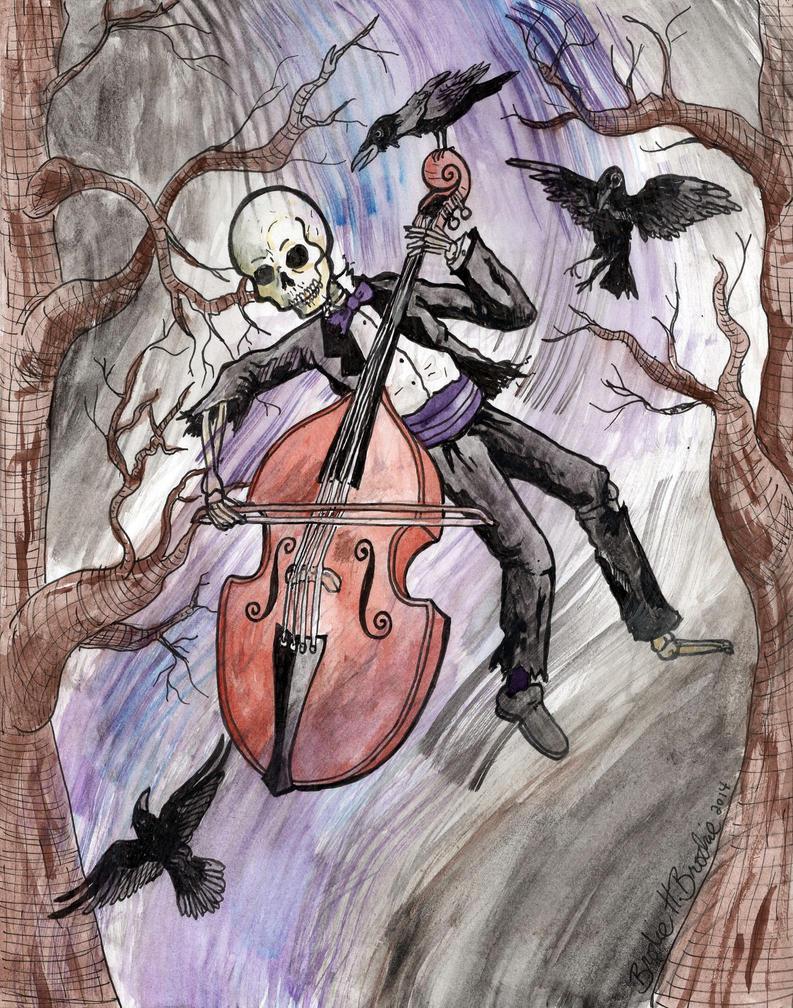 Sinister Symphony by brodiehbrockie