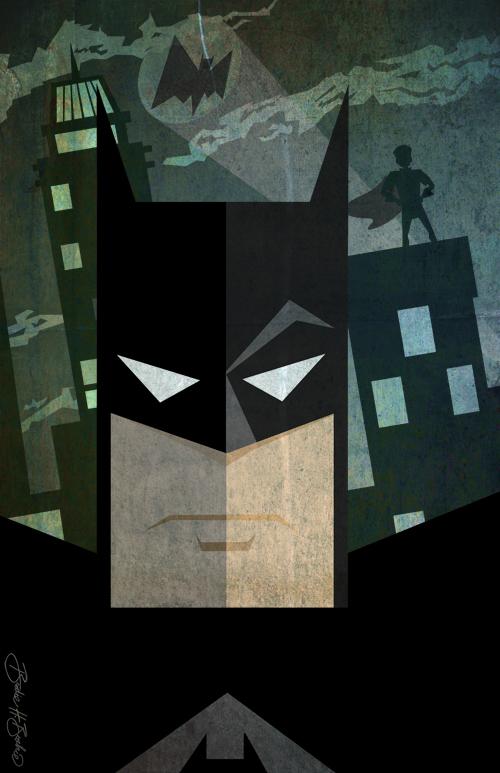 BATMAN 75 by brodiehbrockie