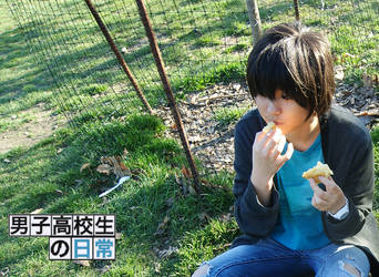 Danshi Koukousei No Nichijou: No Screentime by seung624