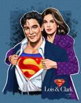 Lois and Clark - Superman