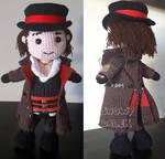 Jacob Frye doll by SnowyDalek