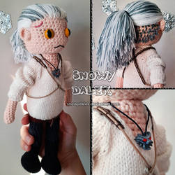 The Witcher - Geralt of Rivia // Commission by SnowyDalek
