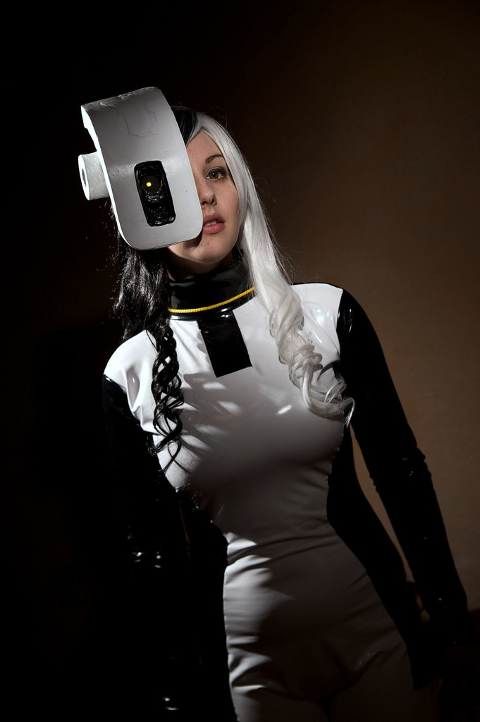 GLaDOS - You Monster by xsakichanx