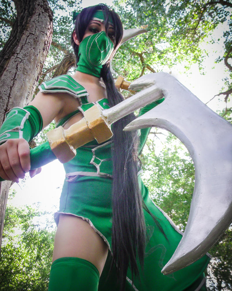Akali - Up Close And Personal by xsakichanx