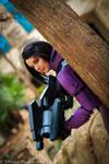 In cover - ME2 Renegade Shepard