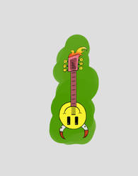 Guitar by greemer