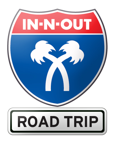 In-N-Out Road Trip Logo