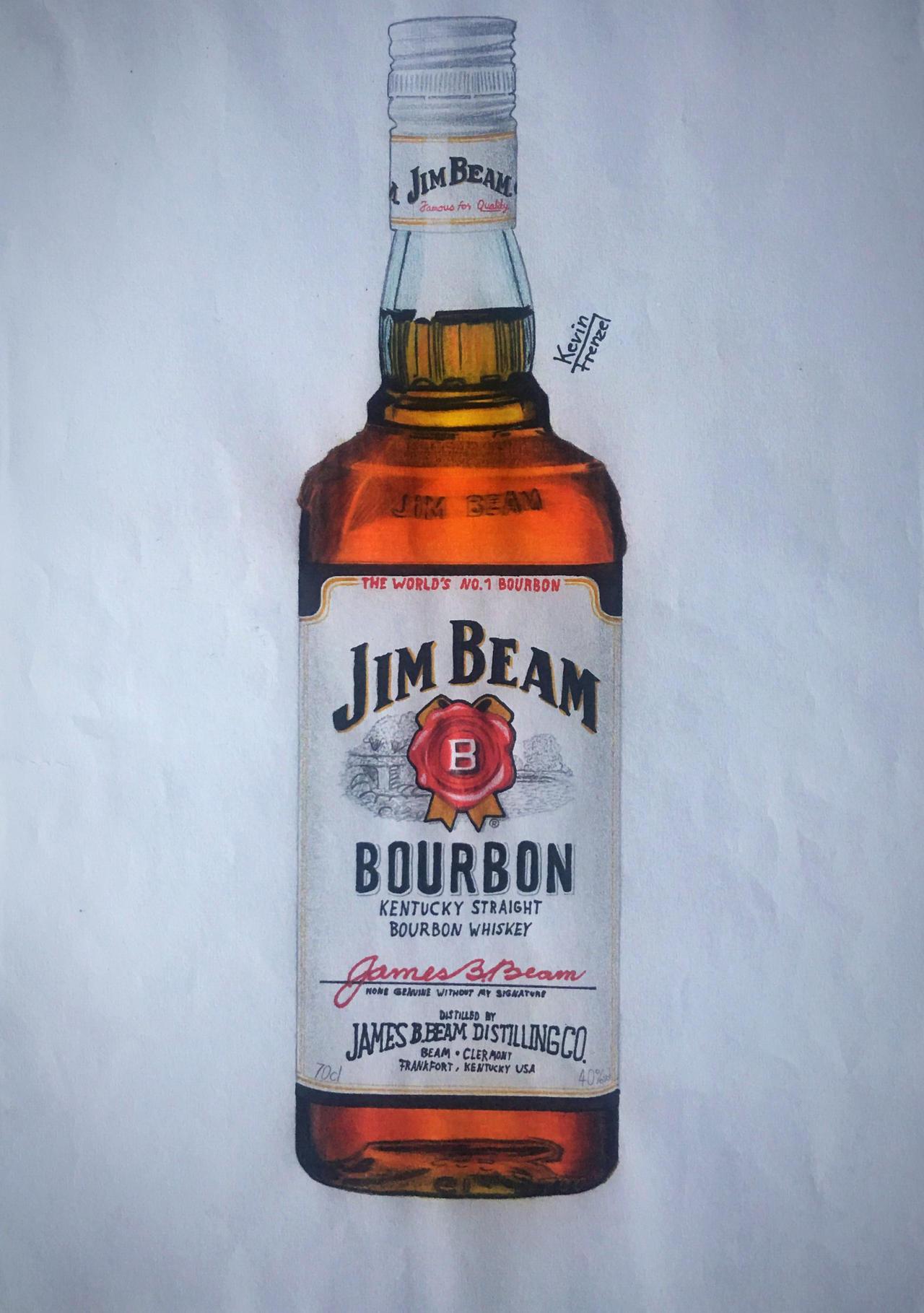 Jim Beam Tour Ken
