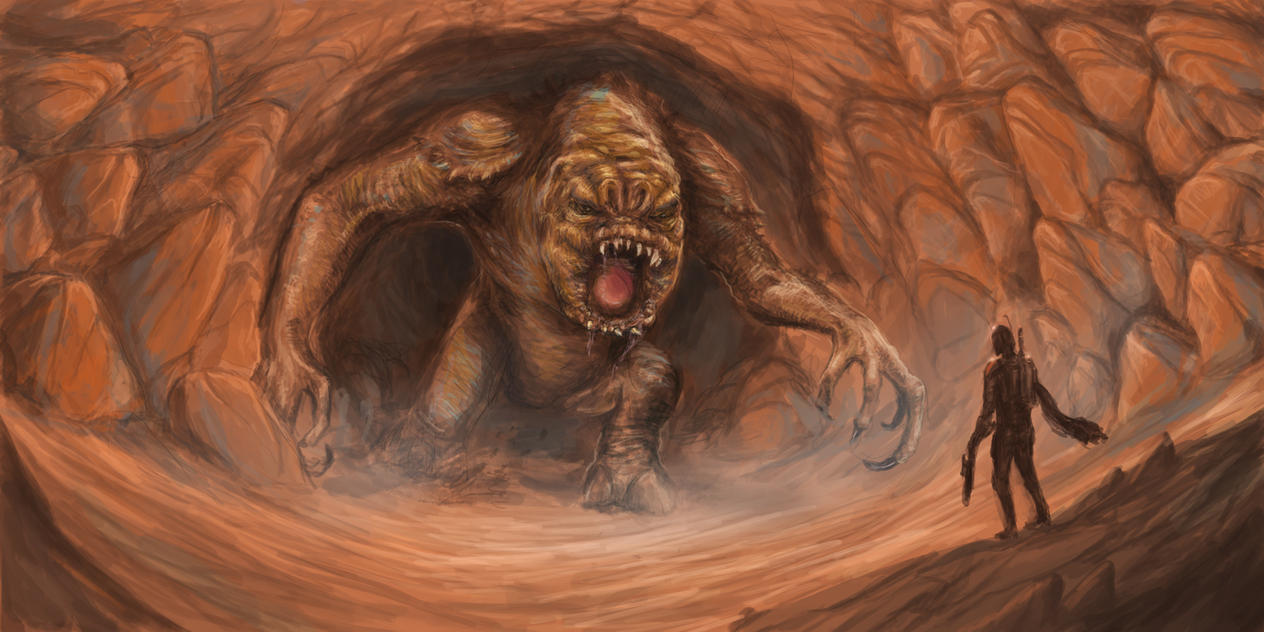 Rancor by isdira
