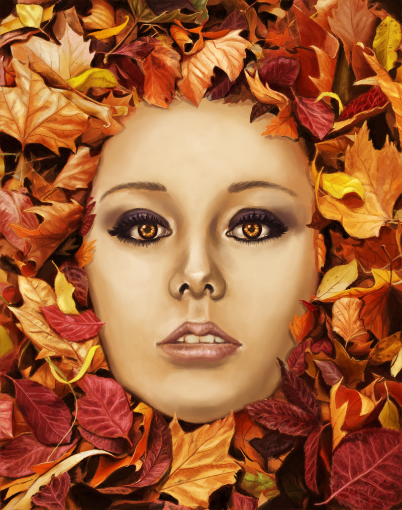 Autumn by isdira