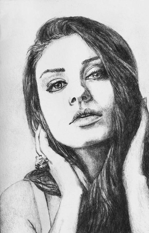 Mila Kunis by isdira