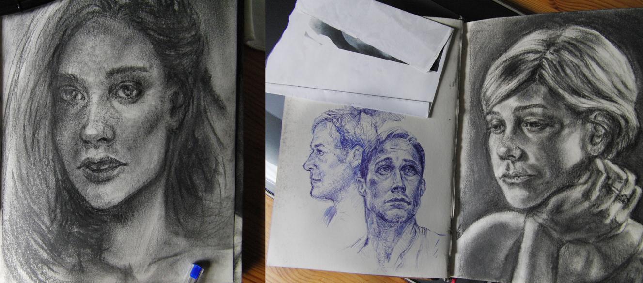 Sketches_01 by isdira
