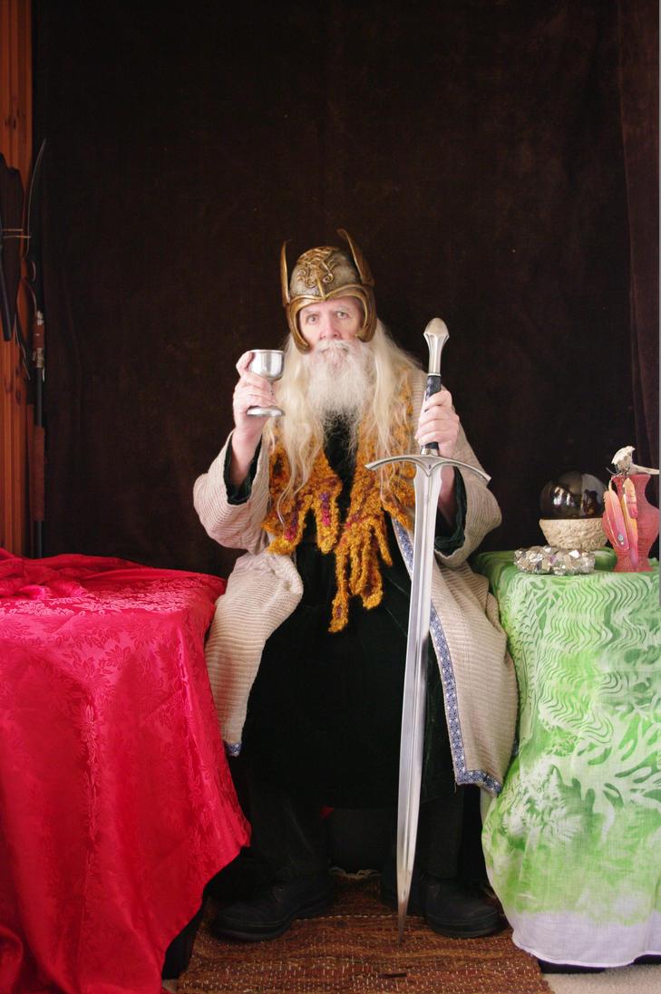Odin Throne 11-10-12_094 by skydancer-stock