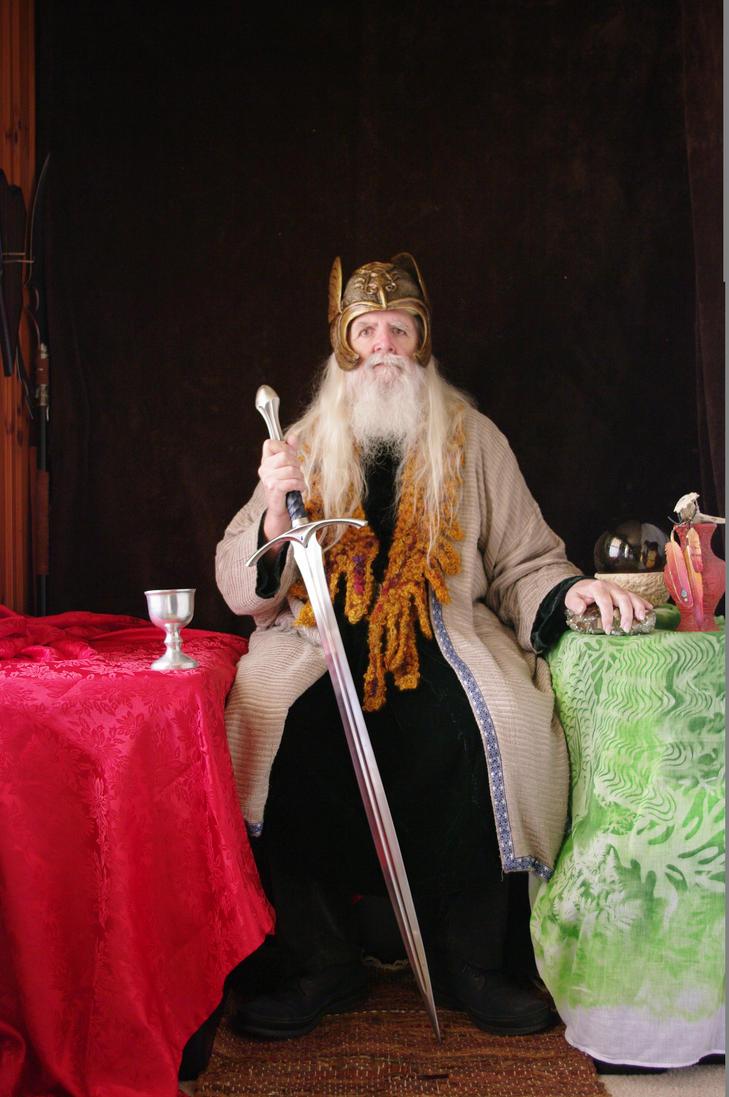 Odin Throne 11-10-12_099 by skydancer-stock