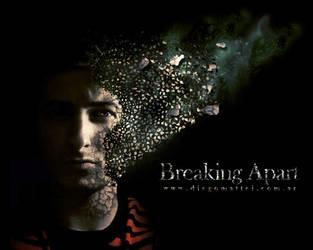 Breaking Apart Effect by bati1975
