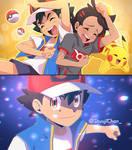 Gotcha! X Pokemon Journeys