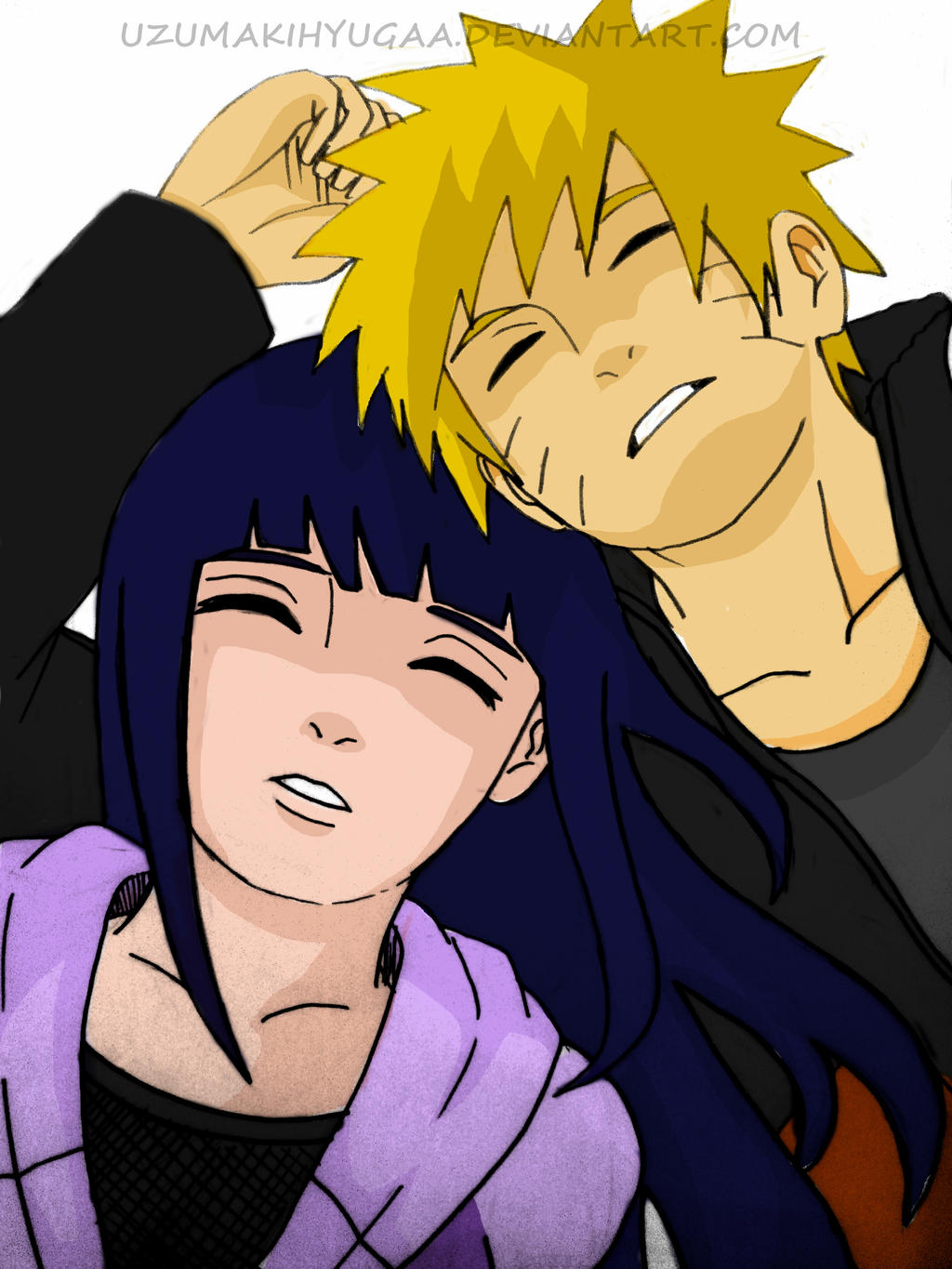 Naruhina - I'll always protecting you by Okky-RightBrain ...